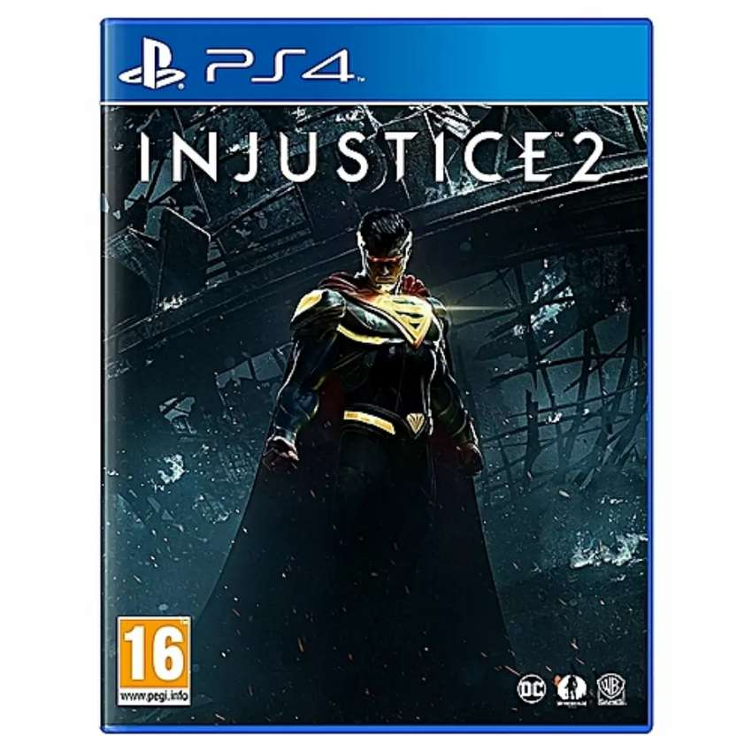 Game Injustice 2 PS4 0