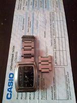 Продам часы CASIO оригинал