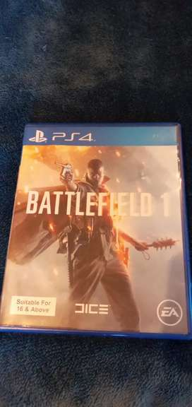 Battlefield 1 - playstation 4/ps4