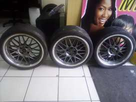 3 rims for sell