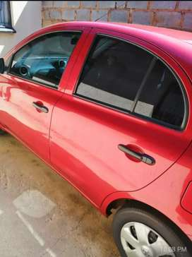 Nissan Micra starts and go