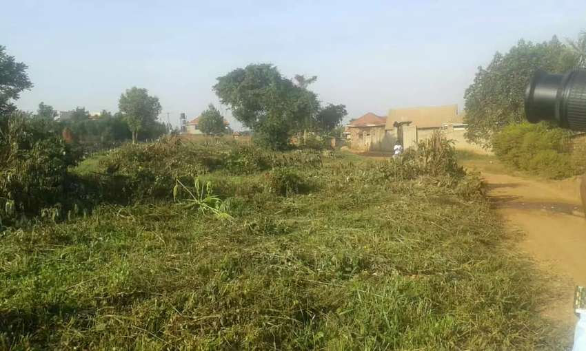 A new estate for sale in kakili gobelo wakiso just 6 k.m from main 0