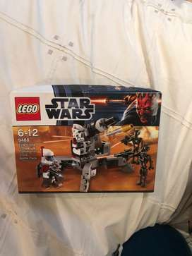 Lego Star Wars Elite Clone Trooper Battle Pack
