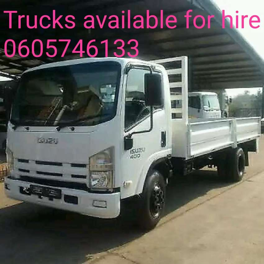 trucks available for hire 0