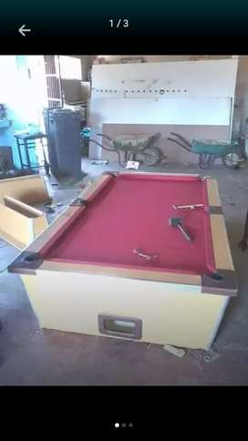 Pool tables for sale and repairs