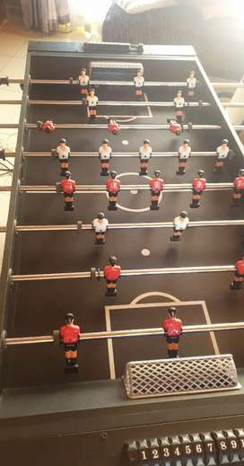 2 in 1 Foosball table