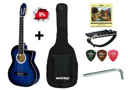 Гитара классическая ALMIRA (полный комплект гитариста). СКИДКА -5%