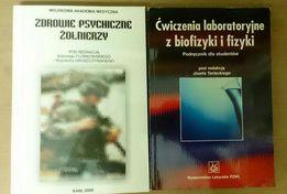 Książki akademickie (medyczne) - dla studentów fizjoterapii i inne...