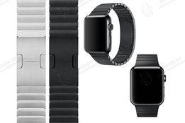 Браслет Apple Watch 1:1 Link 38/42 ремешок линк металлический блочный