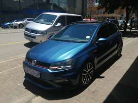 2016 VW POLO 1.8 GTI FOR SALE