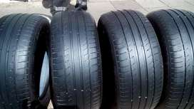 Set of 225/55/16 Michelin primacy tyres for sell