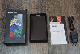 Новый планшет Lenovo TAB2 A7-10F 8GB GPS FM чехол подарок