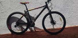 Collectors Richelieu Limited Edition Cardinal 29 inch MTB
