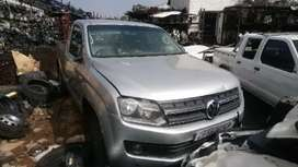 VW Amarock Single Cab Stripping for Spares