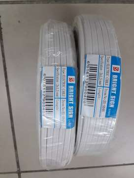 SABS approved twin and earth 3*1.5mm,100meters electric cable for R650