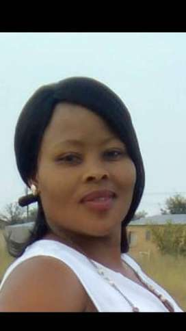 LESOTHO nanny/maid/cleaner/housekeeper looking for a job