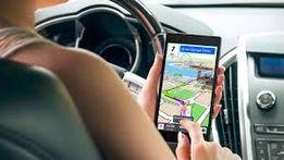 Прошивка карт на GPS навігаторах 2018 2-й квартал