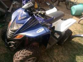 Almost new Suzuki make 4whealer