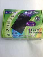 Продам новый тюнер Т2 для приема цифровых каналов
