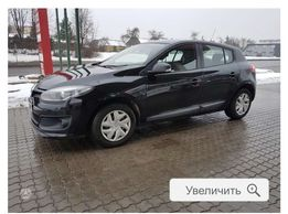 Renault Megane, 1.5 l., Хэтчбек. Авто из Европы !