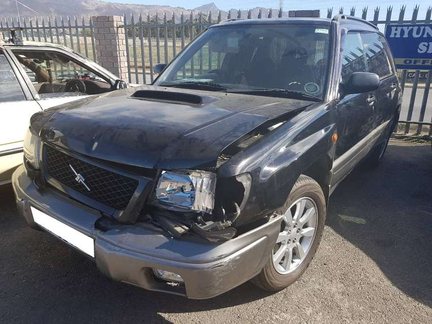 Subaru Forester XT 2L turbo 1997 Automatic stripping for spares. 0
