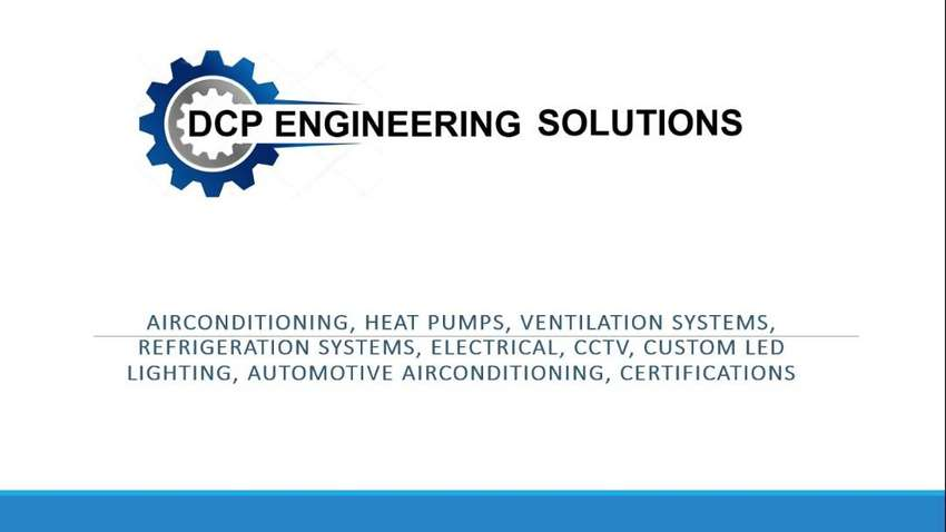 Air-Conditioning, Heat Pumps, Ventilation Systems, Electrical 0