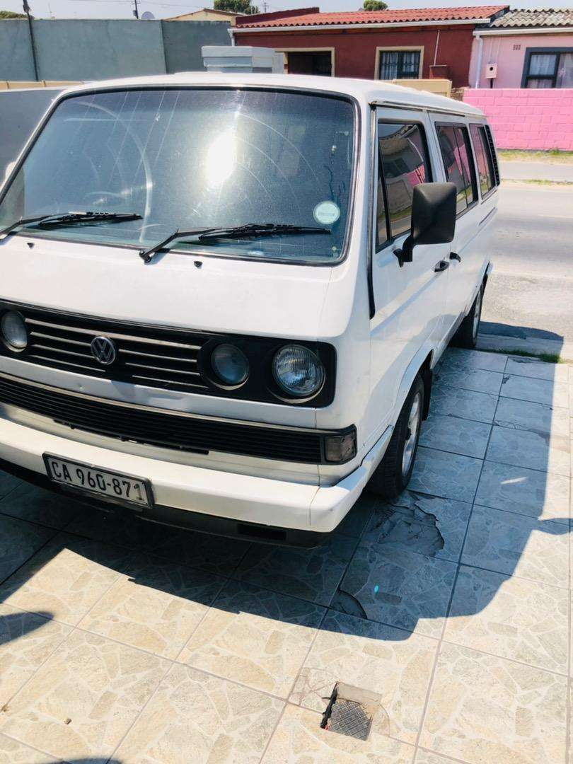 Vw microbus 2.5i  for sale - price negotiable
