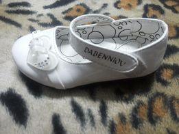 туфли , пинетки , детские туфельки , балетки , белые туфли