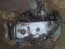 2009 isuzu KB Series Engine and Gearbox