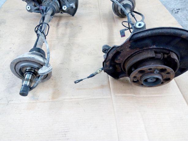 Полуось ступиця приводний вал ABSдатчик Mercedes 211 разборка запчасти Киев - изображение 3