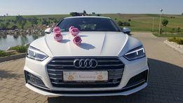 Auto do ślubu,auta Audi A5 z 2018r BMW M5 BMW X6 Mercedes CLA,E AMG