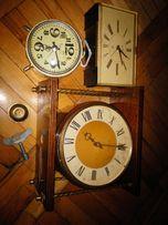 Часы старые Витязь Весна Slava