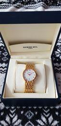 Швейцарские часы Raymond Weil (оригинал) золотое покрытие