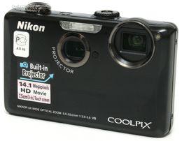 Фотоапарат Nikon S1100pj