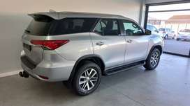 Toyota Fortuner 2.8 GD-6 R/B A/T 2020 model