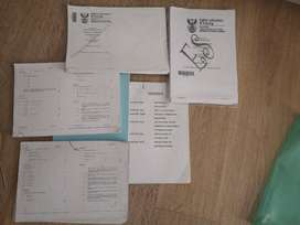 Maths N6 Textbook, Study guide and papers with memos for sale