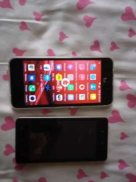 Mobicel 5 inch brand new phone. Techno 4 inch second hand phone