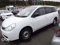 NISSAN / WINGROAD CHASSIS # Y12-138 year 2012 0
