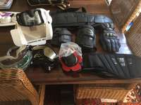 Image of Oakley goggles, bolle off road goggles and more