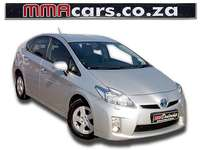 Image of 2010 TOYOTA PRIUS 1.8 EXCLUSIVE full house AUTO R184,890.00