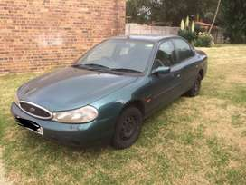 1996 Ford Modeo CLX 2.0L Zetec