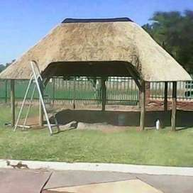 Edwinar lapa and Thatch roofing