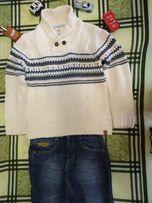 Продам очень классный свитерок на мальчика 6-7 лет