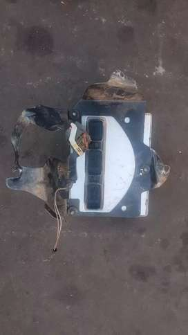 Gearbox Ford Territory