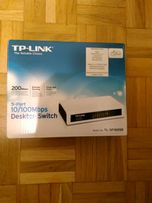 Switch TP-LINK TL-SF1005D 5 portowy 10/100 Mbps Ethernet