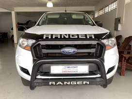 2016 Ford Ranger double cab 2.2 tdi 6spd
