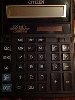 Продам электронный 12-разрядный калькулятор CITIZEN SDC-888Tii;200 грн