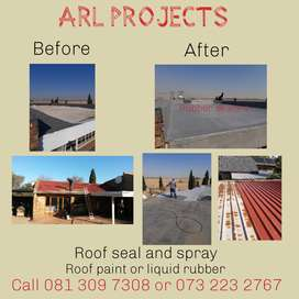 Roof paint Liquid rubber