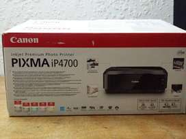 Pixma ip4700 Printer
