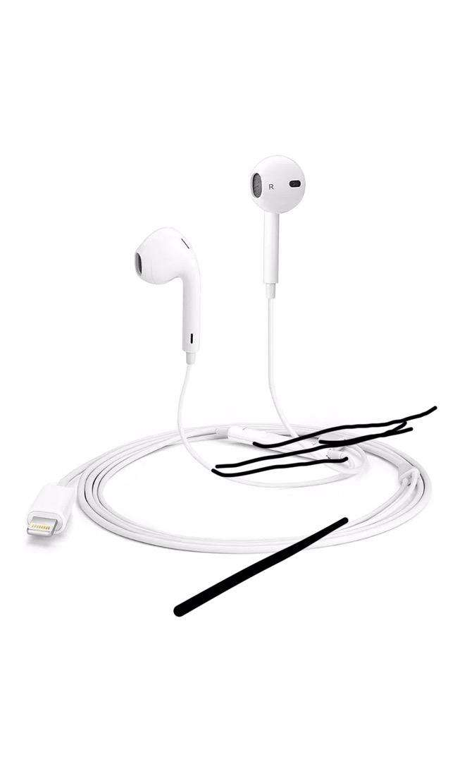 Earphone for iphone 7,8and X series 0